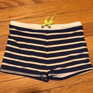Mini Boden boys swim shorts